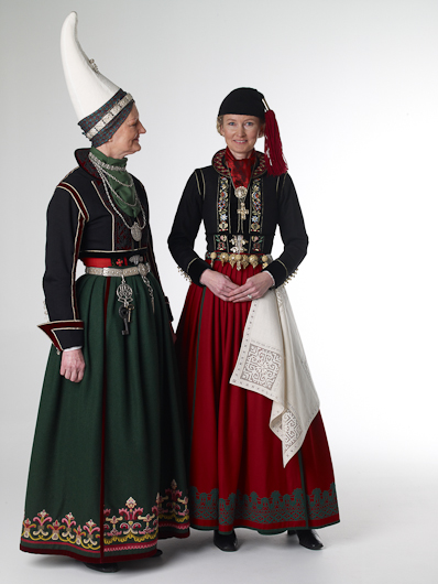 Icelandic national costume